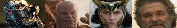 Conheça os MELHORES vilões dos filmes da Marvel