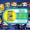 Lista dos novos Funko Pop exclusivos para a Comic Con 2016