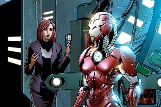 A história e os poderes de Pepper Potts, a aliada de Tony Stark
