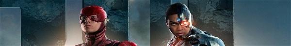 Contratos de Ezra Miller e Ray Fisher com DC acabam este mês