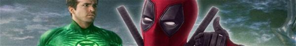 Criador de Deadpool quer ver Ryan Reynolds novamente como Lanterna Verde!