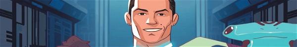 Cristiano Ronaldo vira super-herói, ganha série animada e HQs!