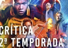 Crítica 2ª temporada Legends of Tomorrow: Uma bagunça temporal!