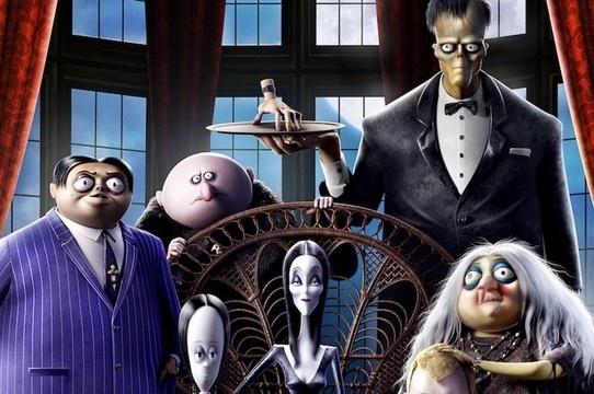 CRÍTICA A Família Addams   Apenas mais um (aborrecido) filme para crianças