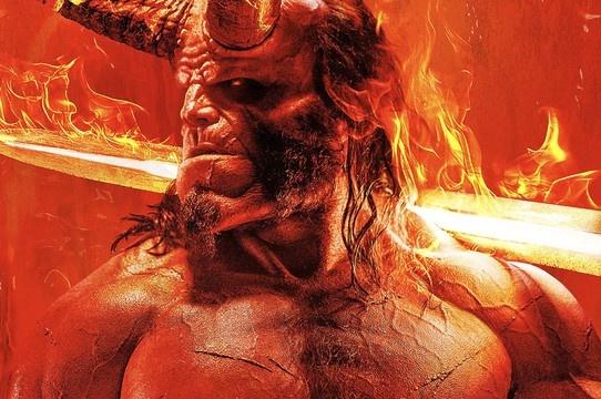 CRÍTICA Hellboy | Faça um favor a si próprio e não veja esta desgraça