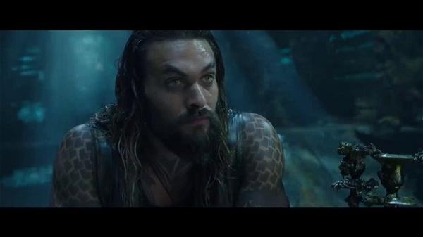 Aquaman - imagem do filme