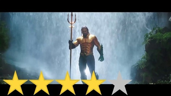 Aquaman - Veredito