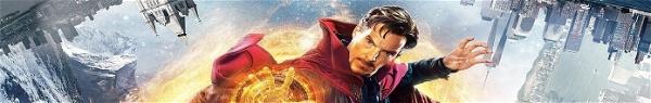 Nova cronologia Marvel e trama de Doutor Estranho não batem!