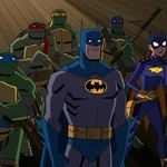 Crossover entre BATMAN e as TARTARUGAS NINJAS ganha primeiras imagens