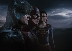Confirmado crossover épico entre Supergirl, Flash e Arrow
