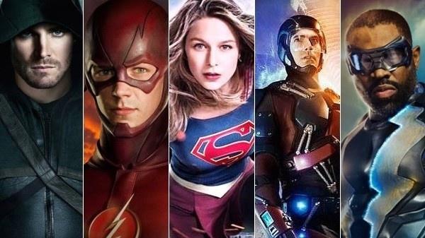 CW renova 10 das suas séries