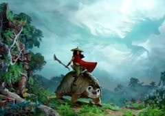 D23   Disney apresenta a nova animação 'Raya e o Último Dragão'!