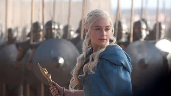 Mais um título para a coleção de Daenerys?