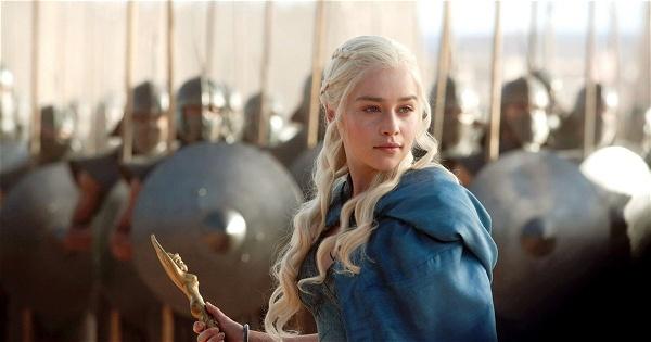 Daenerys e os imaculados