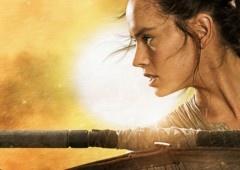 Daisy Ridley se despede das filmagens de Star Wars: Episódio VIII