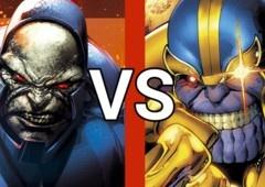 Darkseid vs Thanos é batalha que todo o mundo quer ver