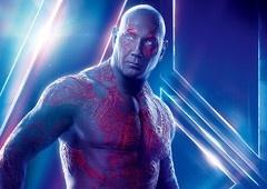Dave Bautista, o Drax, ameaça sair de Guardiões da Galáxia Vol.3
