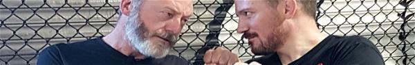Davos de Game of Thrones treina MMA com Jack Kavanagh