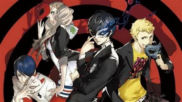 Atlus anuncia anime de Persona 5 juntamente com o seu primeiro trailer