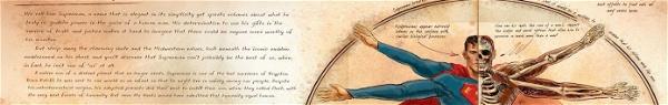 DC anuncia livro com anatomia de metahumanos (feito pelo Batman!)