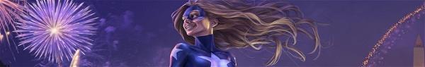 DC Comics anuncia série solo da Sideral!