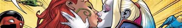 DC Comics confirma casamento entre Arlequina e Hera Venenosa