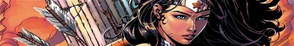 DC Comics faz da Mulher-Maravilha sua heroína mais importante!