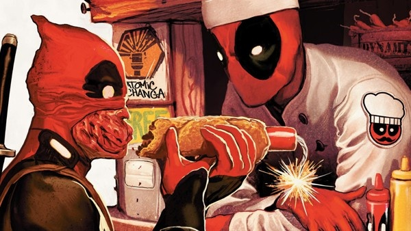 Deadpool vs Deadpool