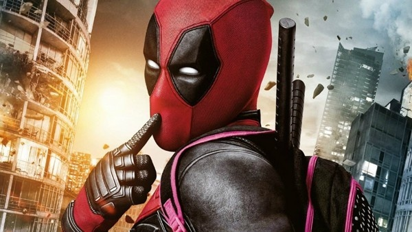 Deadpool no meio do caos