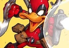 Já ouviu falar na versão Pato de Deadpool?