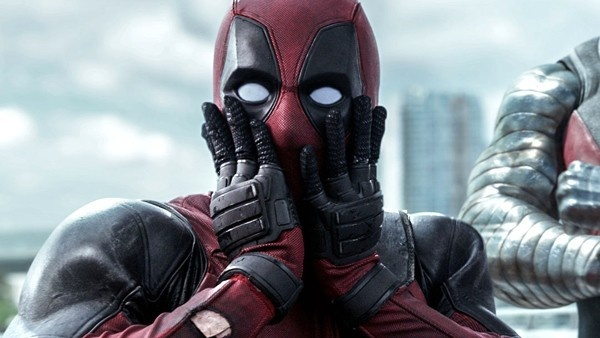 Deadpool surpreendido