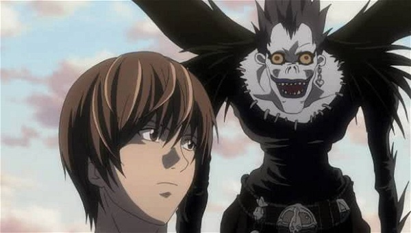 Death note shinigami