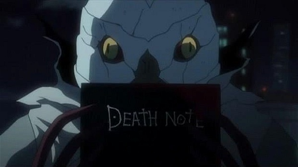 sidoh death note