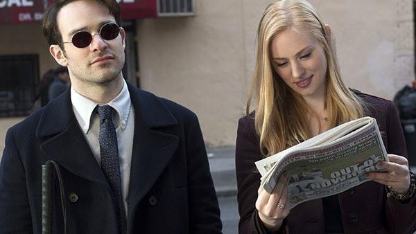 Matt Murdock e Karen Page
