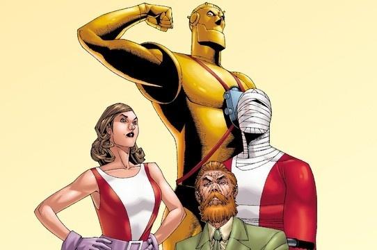 Descubra a Patrulha do Destino, os super-heróis mais estranhos do mundo