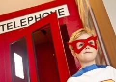 Descubra 8 super-heróis que são crianças