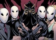 Conheça mais sobre a Corte das Corujas, a sociedade secreta de Gotham!