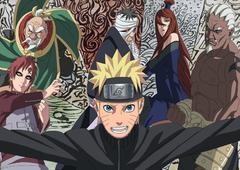 Descubra os segredos das Grandes Nações Ninjas de Naruto