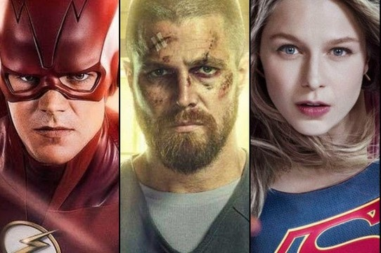 Descubra quando Arrow, The Flash, Raio Negro e Supergirl retornam!