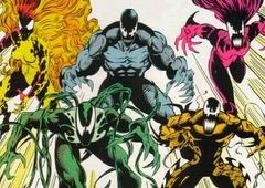 Venom: Conheça o grupo formado por filhos desse simbionte