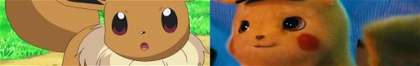 Detetive Pikachu | Revelada imagem de Eevee no filme