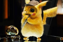 Detetive Pikachu | Teaser traz cenas inéditas ao som de What a Wonderful World