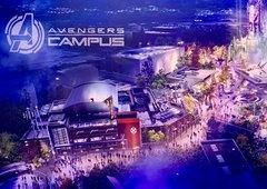 Disney anuncia novo parque dos Vingadores!
