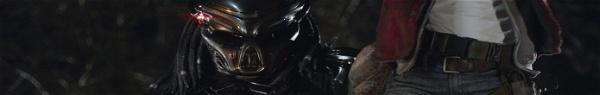 Divulgadas novas fotos do filme O Predador