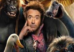 SAIU! DOLITTLE, com Robert Downey Jr., ganha 1º TRAILER incrível!