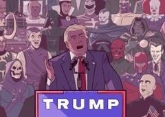 4 razões por que Donald Trump é na realidade um vilão dos quadrinhos!