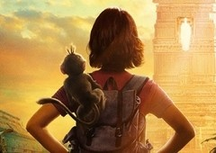 Dora e a Cidade Perdida | Live-action ganha cartaz oficial e data do 1° trailer