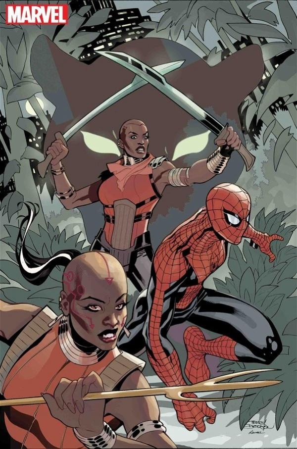 Wakanda Forever: O Incrível Homem-Aranha
