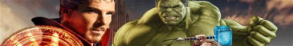 Doutor Estranho confirmado em Thor: Ragnarok!