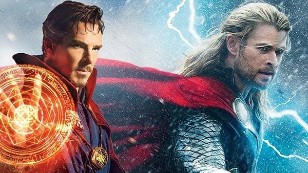 Doutor Estranho e Thor